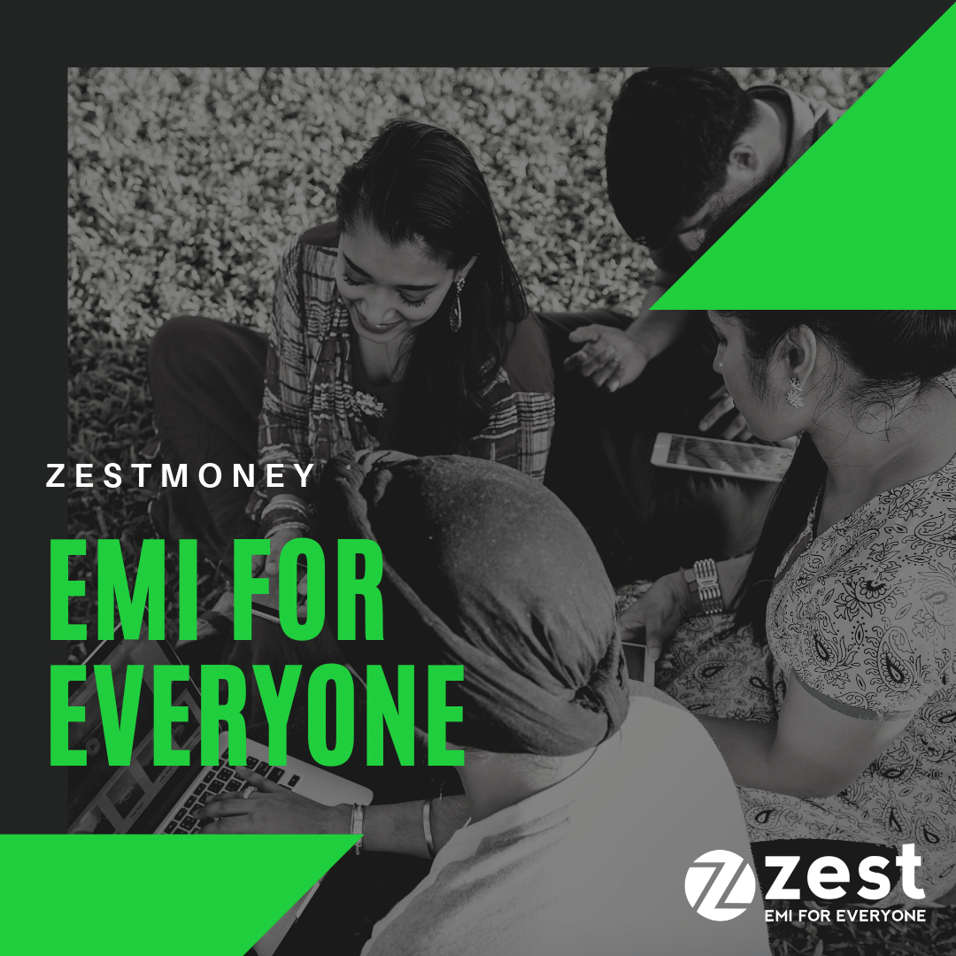 Fastest way to pay in EMI without credit card - ZestMoney