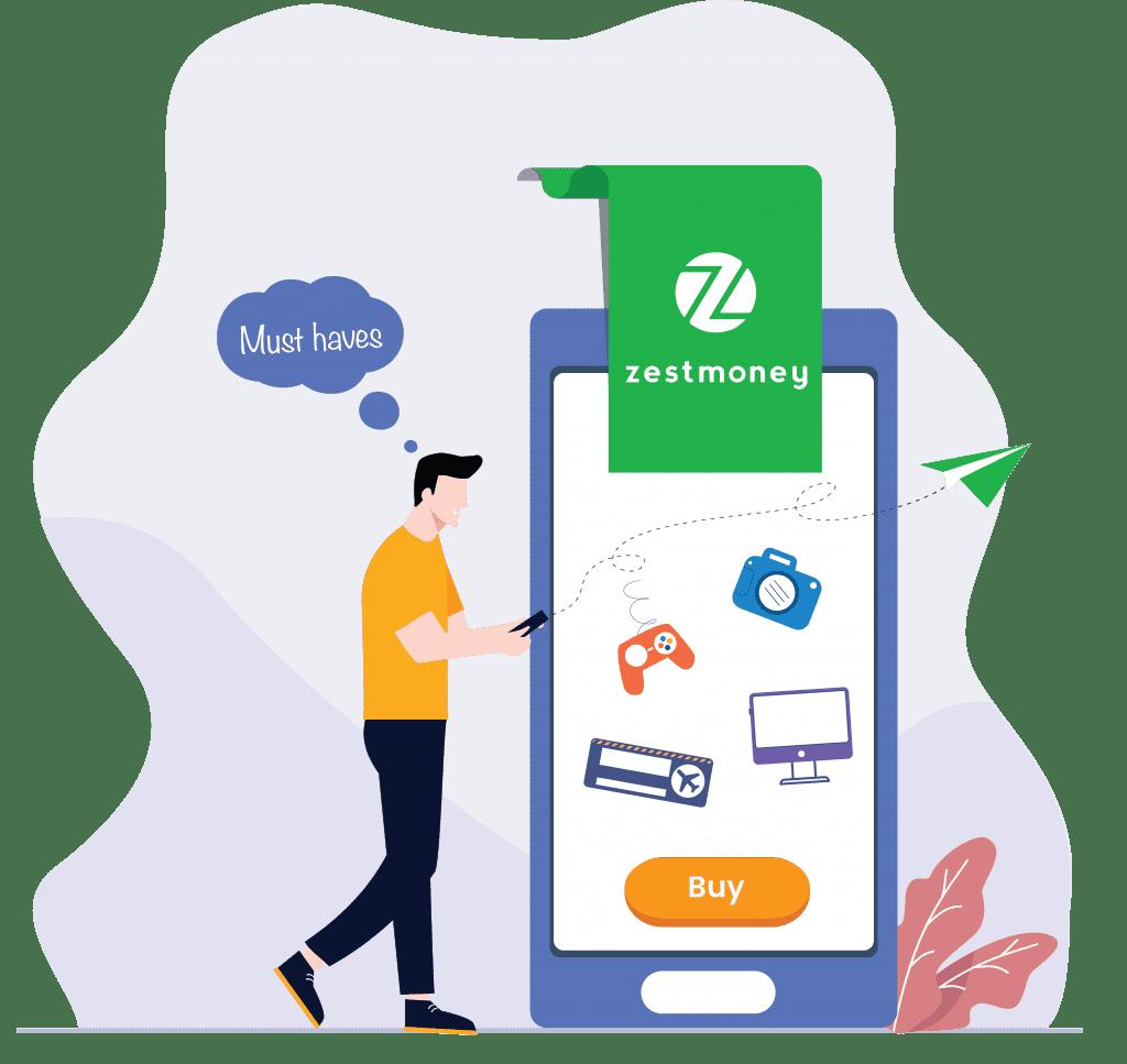 Offer EMI to your customers - ZestMoney