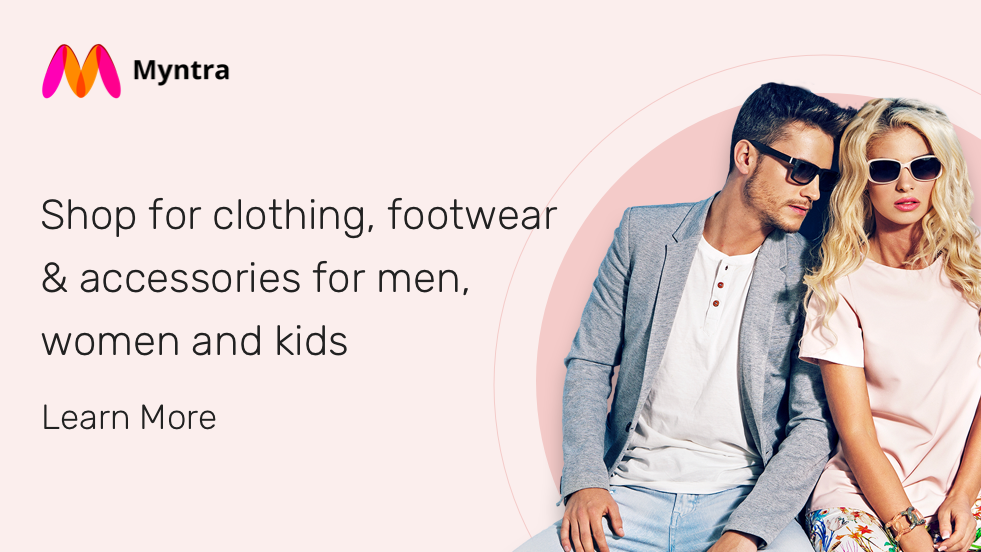 EMI on Myntra
