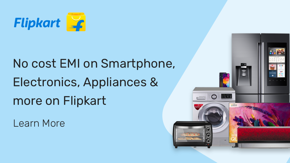 Emi on flipkart