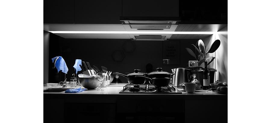 List of basic kitchen appliances